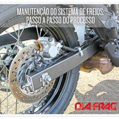 Manutenção do sistema de freios